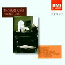 Thomas Ades Living Toys (CD EMI 1998)