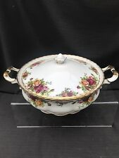 Royal Albert old country rose Lidded TUREEN