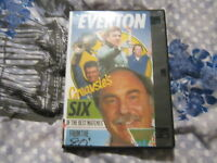 Everton - Greavsie's Six Of The Best Matche's From The 80's - Vhs To Dvd Transfe