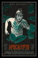 """002 Apocalypto - Rudy Youngblood Mayan Culture USA Movie 14""""x20"""" Poster"""