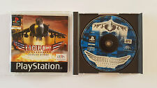 EAGLE ONE Harrier Attack / jeu Playstation 1 complet - PS one / PAL