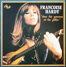 FRANCOISE HARDY TOUS LES GARCONS ET LES FILLES 33T LP MODE VOGUE 509008 NEUF