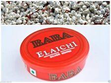 Baba Elaichi Silver Coated Saffron Flavored Cardamom Seeds Mouth Freshner