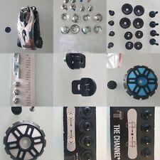 BURTON Snowboard Vis boucles kit toe fixation hardware screw Mission Forum