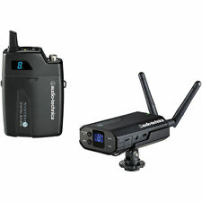 Audio-Technica ATW-1701 System 10 Portable Camera Mount Wireless System 2DAY!