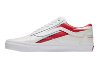 Vans ® x David Bowie Old Skool   White   Various Sizes Available  