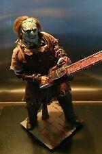 Custom Leatherface Figura De Escala 1:6, Texas Chainsaw Masacre