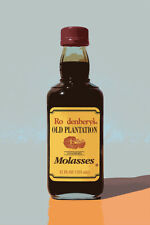 Roddenberry's Molasses - Limited Edition 1 - 100 Digiograph Print by Buechel