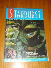 STARBURST #103 BRITISH SCI-FI MONTHLY MAGAZINE MARCH 1987 LITTLE SHOP OF HORRORS