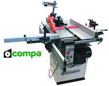 Compa BABY KOMPACTA 250-TV/B | Combinata per legno a 6 lavorazioni 1200/2200watt