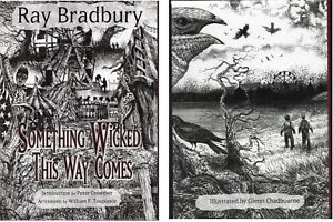 Ray Bradbury   Something Wicked This Way Comes  Deluxe Signed HC Ed. In Slip