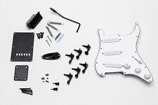 Kit Completo Hardware Guitarra Stratocaster - Full Black Hardware ST Guitar Set