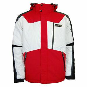 Childs Boys Etirel Alfonso Ski Jacket RED