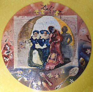 Vintage 1965 Springbok Jigsaw Puzzle HELLO DALI 500 Piece Salvador artist #C906