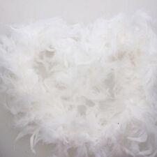 Multi-Color 40g 2M Feather Boa Strip Fluffy Craft Costume Wedding Party Decor