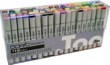 Copic  Sketch 72 piece Set D Artist Markers Designer Tools, Brand New
