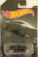Hot Wheels - 2019 Exotic Series 3/6 Bentley Continental Supersports (BBGBB80)