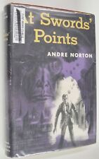 1954 AT SWORDS' POINT Andre Norton hc/dj 1st Ed