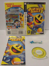 Console Game Gioco UMD Sony Playstation PSP PAL EUR ITA Namco - PAC-MAN WORLD 3