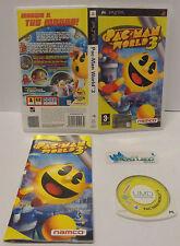 Console Game Gioco UMD Sony Playstation PSP PAL EUR ITA Namco - PAC-MAN WORLD 3