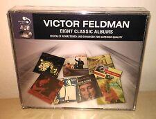 4 CD VICTOR FELDMAN - 8 CLASSIC ALBUMS - NUOVO NEW