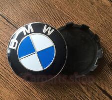 4x 62mm BMW Wheel Center Caps Emblem Cover Hub Serie 1 3 4 5 6 7 X3 X5