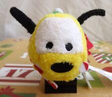 Disney Store Christmas 2016 Pluto Exclusive Tsum Tsum Advent Calendar Mini Plush