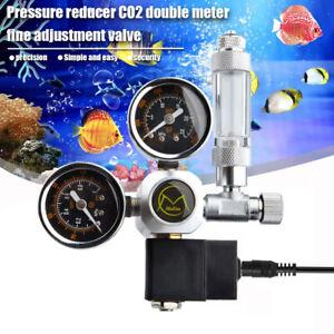 TWSOUL Druckminderer CO2 Variante Mehrweg mit fest verbauten Magnetventil