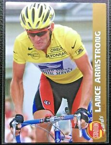 LANCE ARMSTRONG Tour de France 1999, STADION WORLD STARS ULTRA RARE