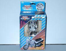 TRANSFORMERS GOBOTS GO-BOTS ROBO MACHINE SUPER GUARDIAN THROTTLE BMW MIB 1980s