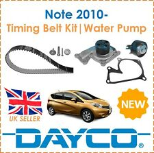 For Nissan Note 1.5dCi 2010- Dayco Timing Belt Kit & Water Pump OE Spec New