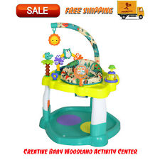 Creative Baby Woodland Activity Center, Baby Gear for Playing, Colorful