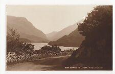 Entrance to Llanberis Pass, Judges Postcard, A436