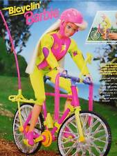 1995 BICYCLIN' BARBIE She Really Rides! #11689~NRFB