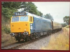 POSTCARD C1-6 IN THE CUSTODY OF FIFTY FUNDS CLASS 50 LOCO 50044 'EXETER' & RENUM