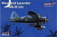 Westland Lysander Mk.III (SD) << Dora Wings #72023, 1:72 scale