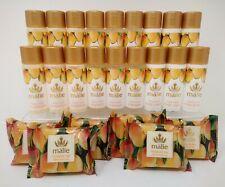 Malie Organics Mango Nectar Shampoo Conditioner Lotion Bar Soap Marriott Hawaii