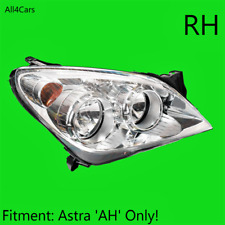 Holden Astra AH Only Chrome Head Light 2004 2005 2006 2007 2008 2009 Right Side