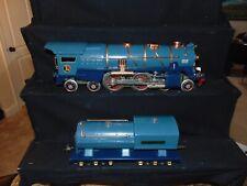 Beautiful Lionel Original Prewar Blue Comet #400E Loco and Tender
