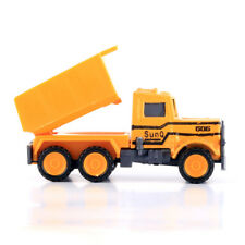 Feichao 1:64 Alloy Car Dump Truck Construction Vehicles Metal Toy For Kids Boy