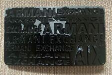 Vintage Armani Exchange Belt Buckle