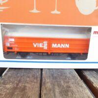 Märklin 4728 H0 Schiebewandwagen Hbills-x Firma VIESSMANN DB Epoche 4-6