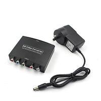 HDTV HDMI to RGB Component YPbPr +R/L Converter 1080P Adapter Converter Hypp UK
