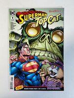 Superman / Top Cat Special Crossover #1 2018 DC & Hanna Barbera