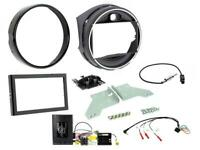Black Facia Car Stereo Radio Adaptor Wiring Fitting Kit for BMW