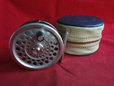A SUPER CONDITION CASED MARQUIS 5# TROUT FLY REEL FISHING REEL