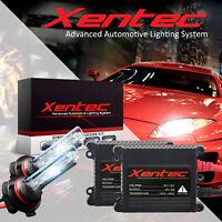 Xentec Xenon Light 55W SLIM HID Kit H1 H3 H4 H7 H10 H11 H13 9004 9005 9006 9008