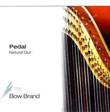 Bow Pedal Natural Gut Harp String No.19 3rd Octave A=LA * 1 string