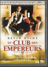 DVD ZONE 2--LE CLUB DES EMPEREURS--KLINE/HOFFMAN/HOFFMAN