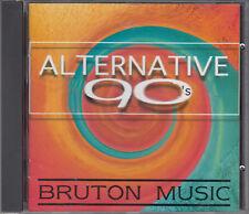 Alternative 90's Bruton Music Library CD Guitar Based College Pop Rock Attitude